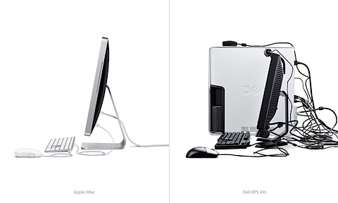 Apple iMac vs. Dell XPS 410